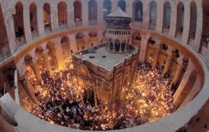 Prière pour le partage de la lumière de la Résurrection